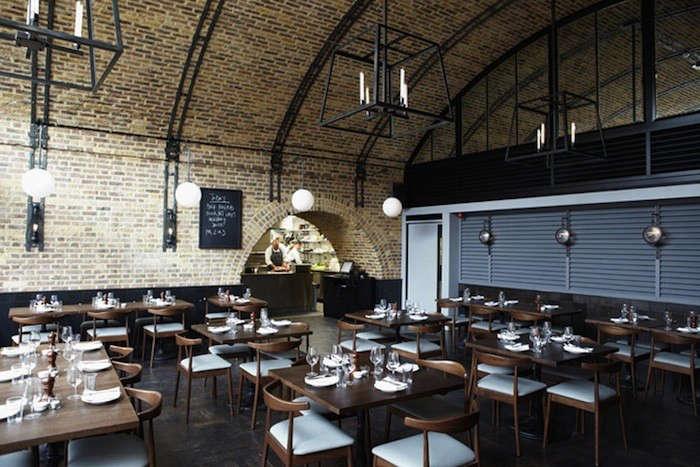 A Charles DickensWorthy Restaurant in London portrait 4