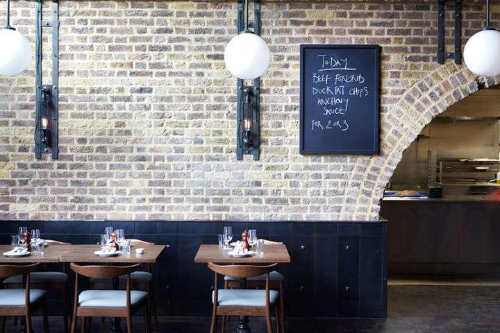A Charles DickensWorthy Restaurant in London portrait 5