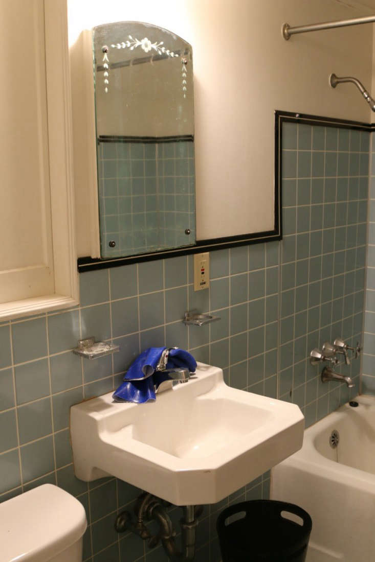 Before  After The TwoWeek Bath Remodel for Less Than 5000 portrait 11
