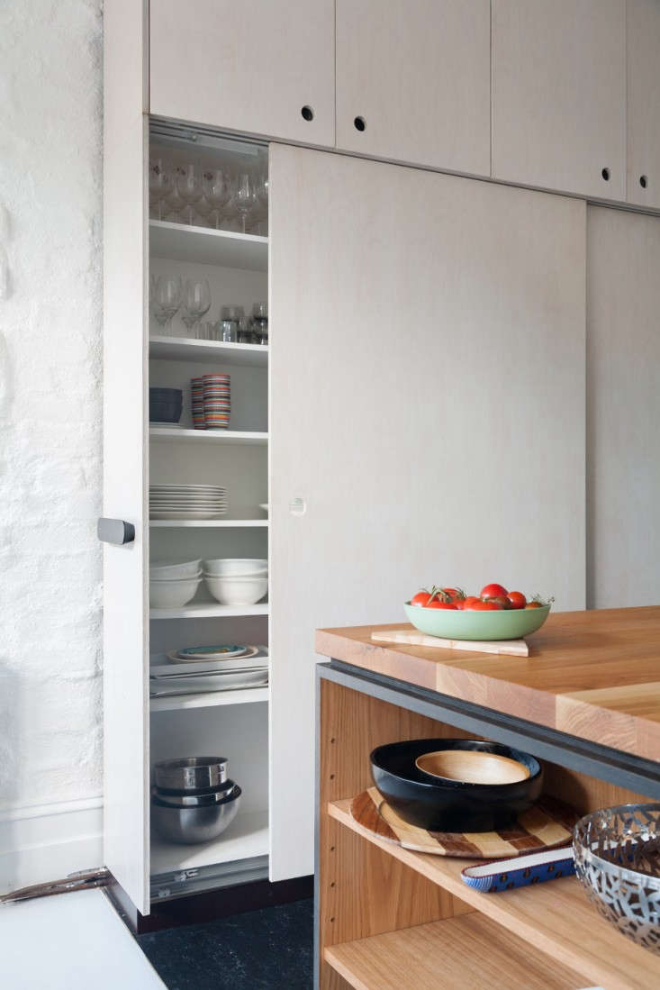 from the ingenious use of space saving sliding doors to the hardworking kitchen 11