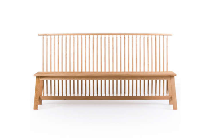 Bench With Back Ilse Crawford