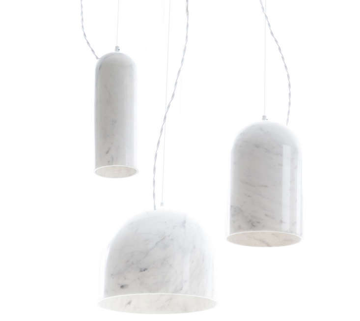 8 Marble Lights Straight from the Quarry portrait 5