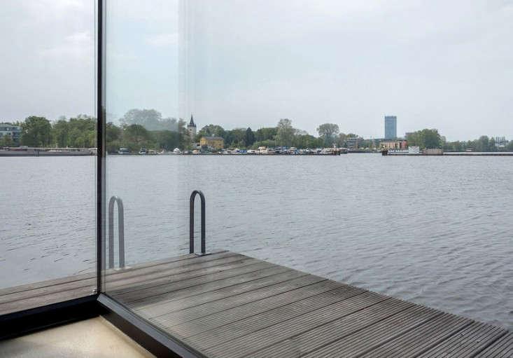 Berlin modern houseboat remodelista 8