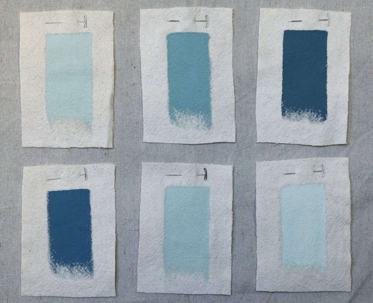 Palette  Paints CoastlineInspired Blues portrait 3