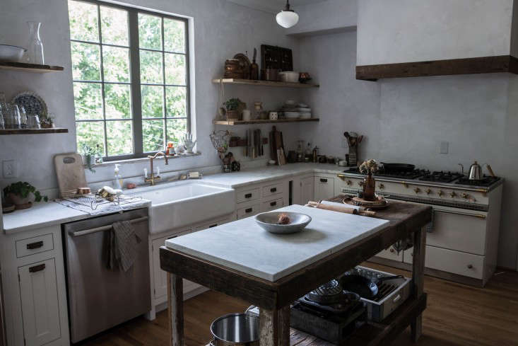 Beth Kirby Local Milk kitchen by Jersey Ice Cream Co Remodelista 0