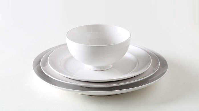10 Easy Pieces Basic White Dinnerware portrait 6