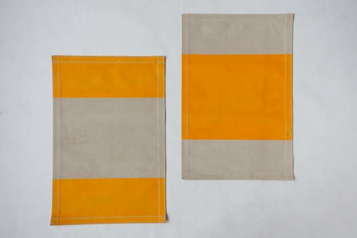 The Canvas Carpet Floorcloths from Black Point Mercantile of Portland Maine portrait 4