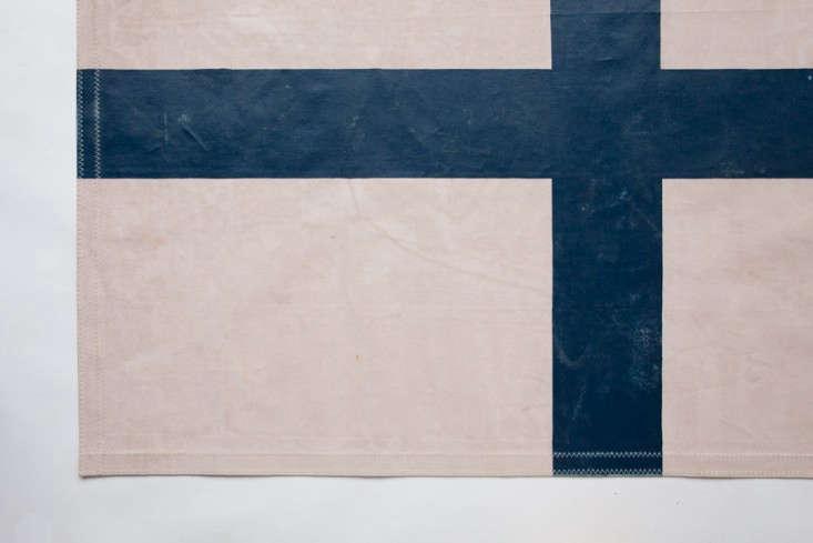 The Canvas Carpet Floorcloths from Black Point Mercantile of Portland Maine portrait 3