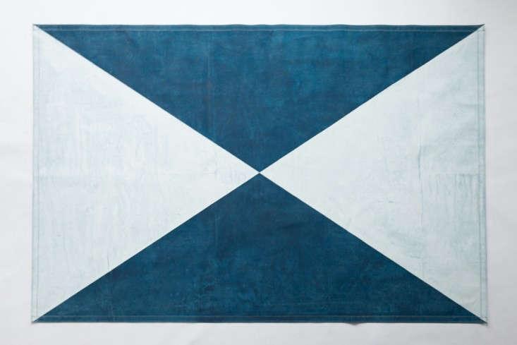 The Canvas Carpet Floorcloths from Black Point Mercantile of Portland Maine portrait 6