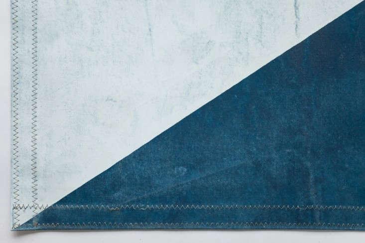 The Canvas Carpet Floorcloths from Black Point Mercantile of Portland Maine portrait 7