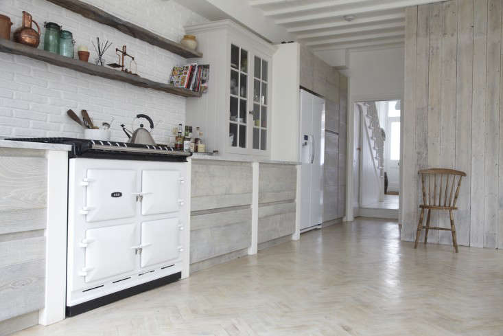 The Designer Is In A Scandi Kitchen in a London Victorian portrait 12