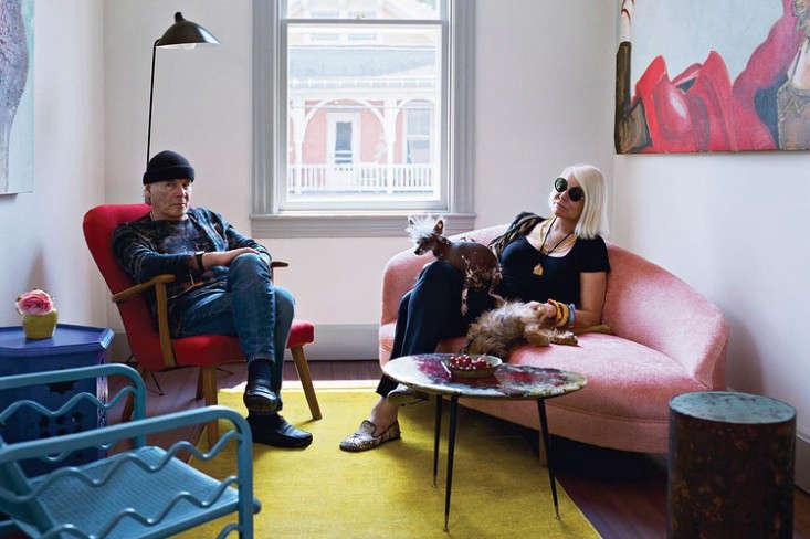 The Artists Retreat Brice and Helen Mardens Hotel Tivoli portrait 14
