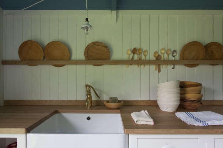 Rehab Diary A British Standard Kitchen in a Shepherds Hut portrait 8