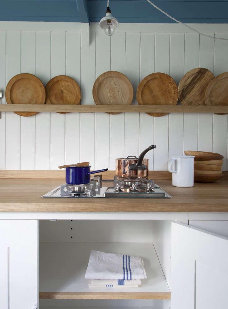 Rehab Diary A British Standard Kitchen in a Shepherds Hut portrait 7