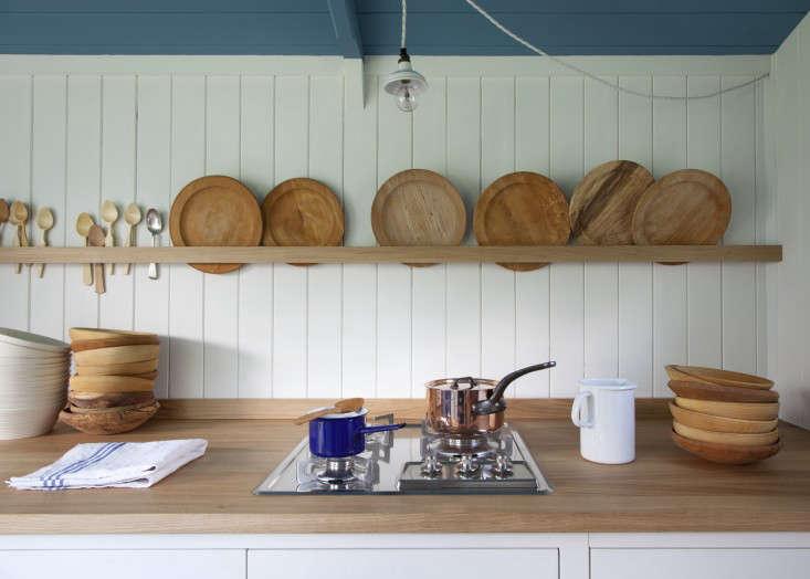 Rehab Diary A British Standard Kitchen in a Shepherds Hut portrait 6