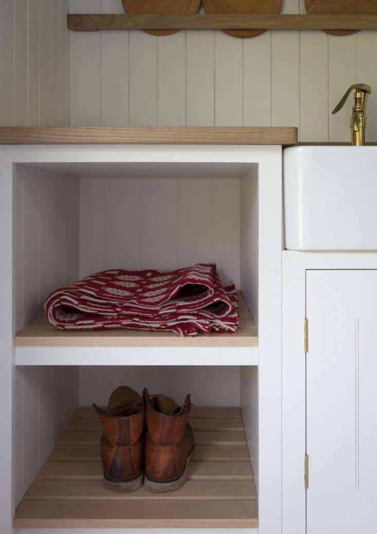 Rehab Diary A British Standard Kitchen in a Shepherds Hut portrait 9