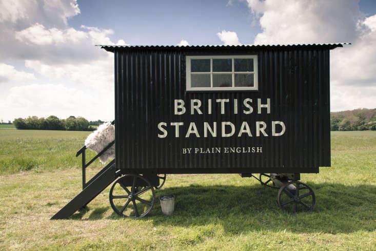 Rehab Diary A British Standard Kitchen in a Shepherds Hut portrait 12