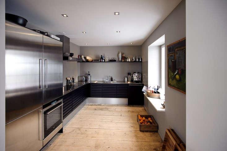 Brucke49 Mountain Guest House Kitchen Vals Switzerland Remodelista