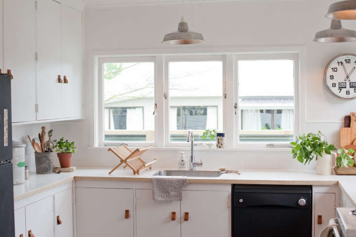 Kitchen of the Week A New Zealand Bloggers 600 DIY Remodel portrait 3