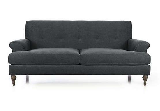 HighLow Cushy EnglishStyle Sofa portrait 4
