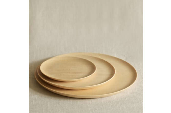 Cara Wood Plates Muhs Home