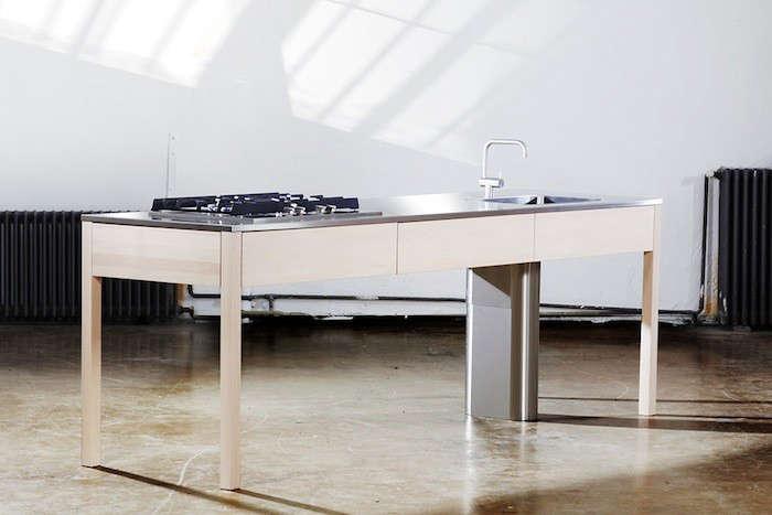 A Handmade Modular Kitchen from Finland portrait 4