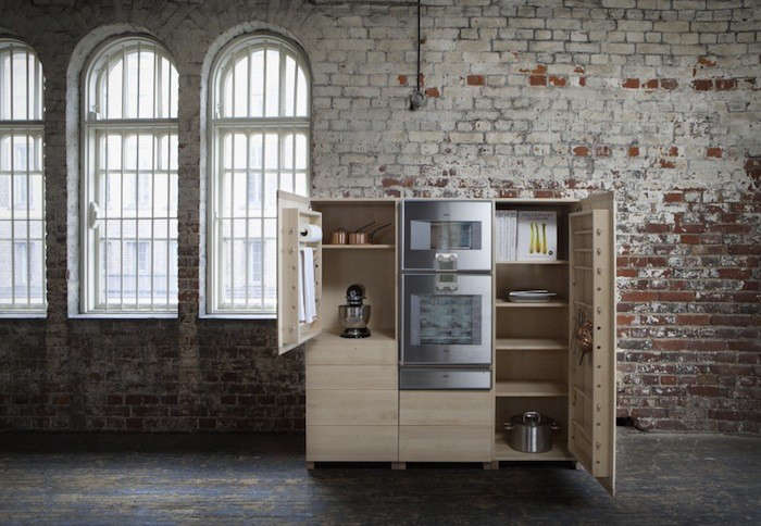 A Handmade Modular Kitchen from Finland portrait 8
