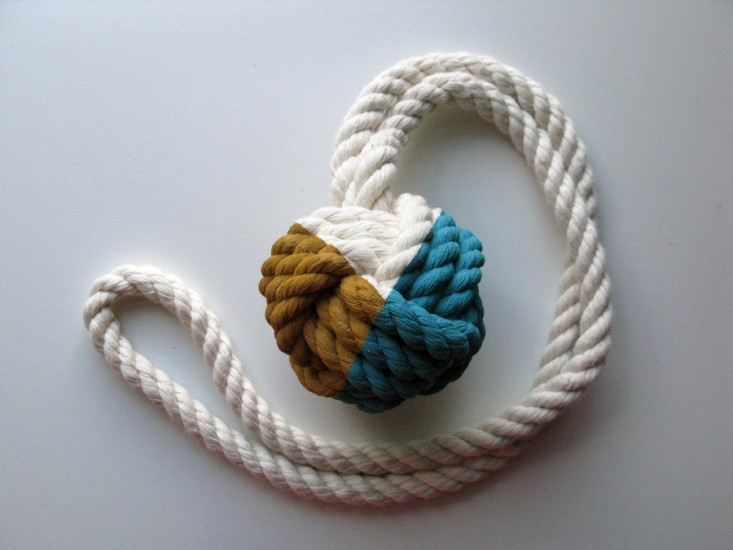 A New Twist on the Nautical Knot portrait 4