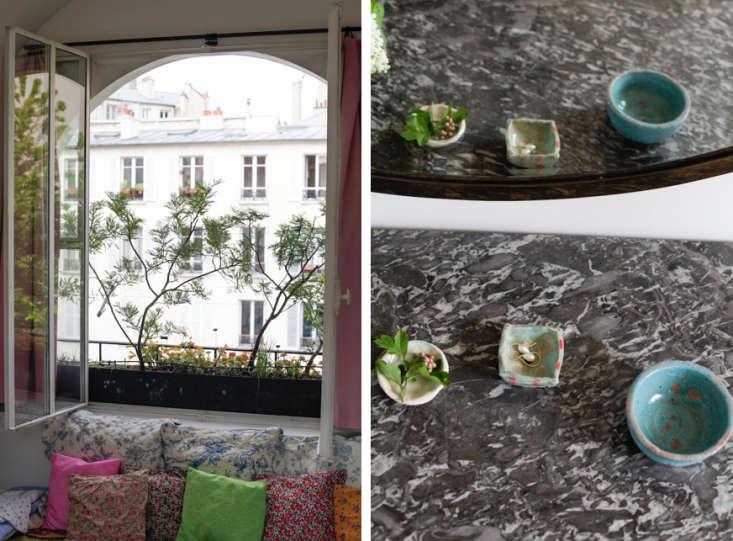 Cecile Daladier Window Ceramics Natalie Weiss