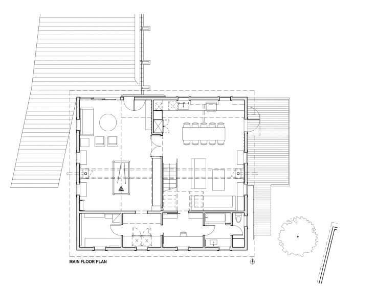 Chadbourne Doss Station Boathouse Oregon Plan