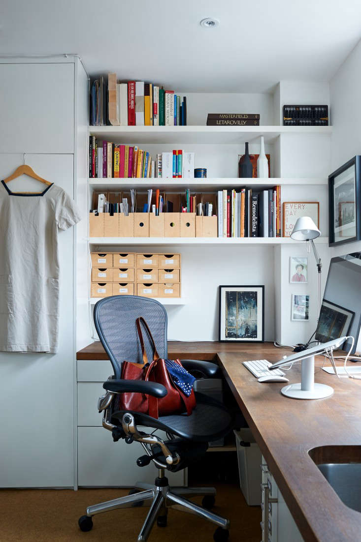 Rehab Diary Storage in Unexpected Places Home Office Edition portrait 5