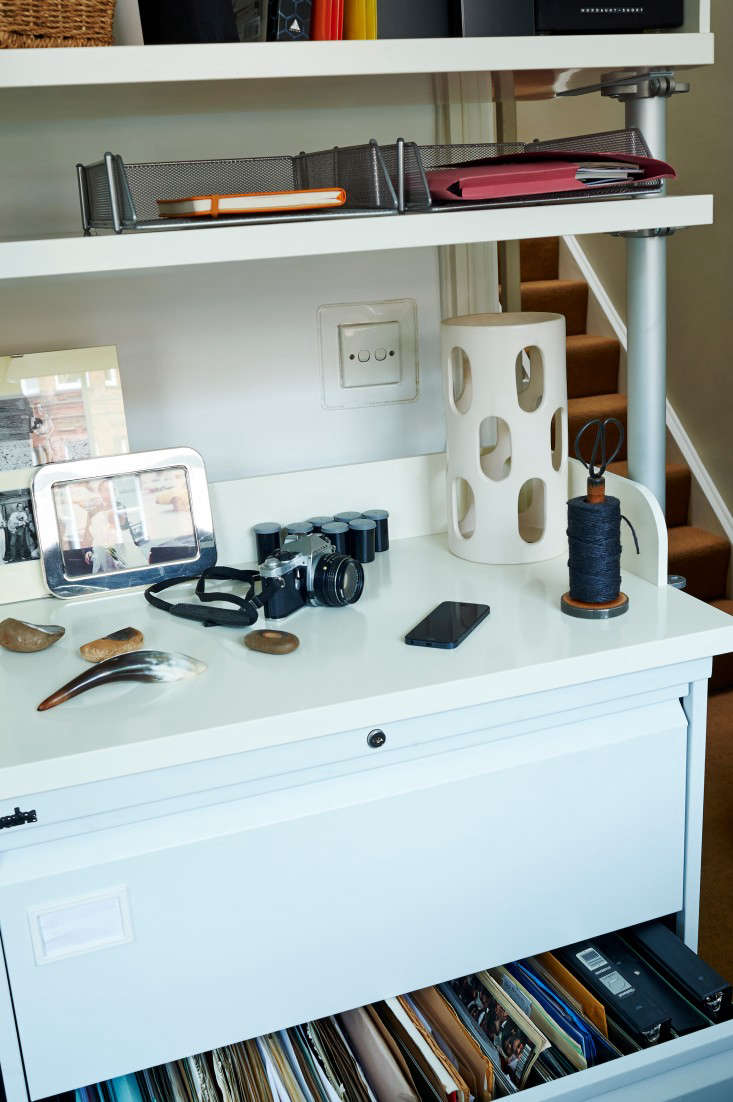 Rehab Diary Storage in Unexpected Places Home Office Edition portrait 9