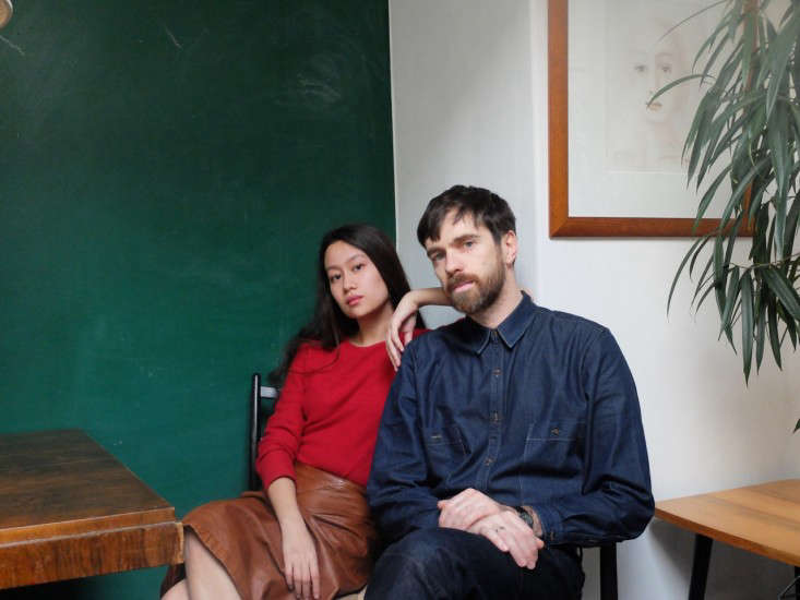 Christophe Lemaire and Sarah Linh Tran Remodelista