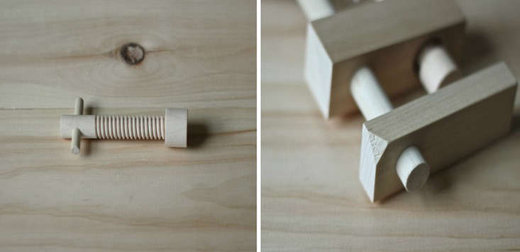 A TreeShaped Table Clamp for Clearing Clutter  portrait 6