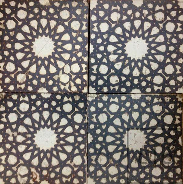 10 Easy Pieces Handmade Patterned Tiles portrait 9
