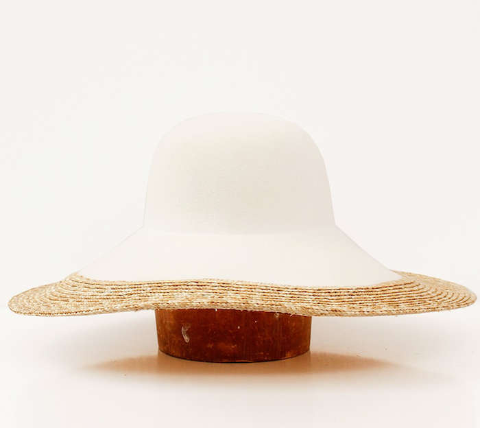 Slow Fashion Haute Handmade Hats from New York portrait 6