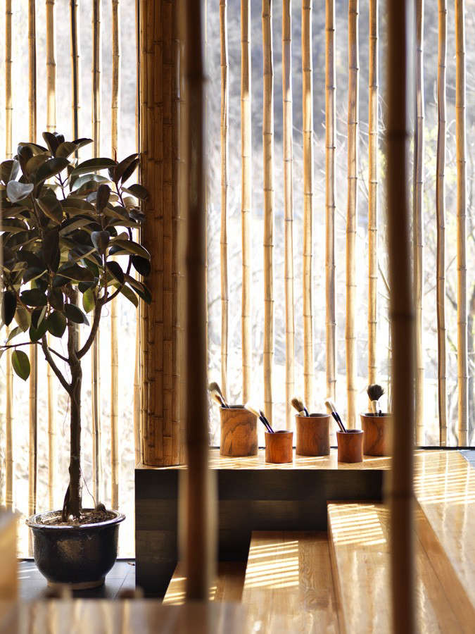 Commune Bamboo Wall House 4 Remodelista