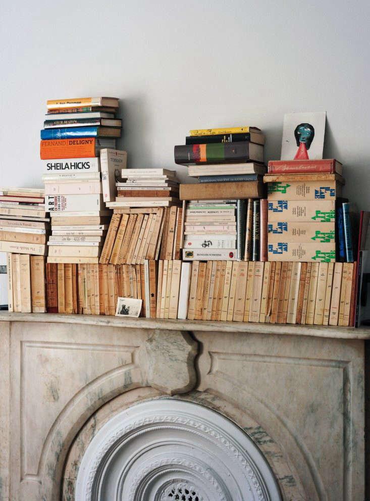 Corinne Gilbert Bedroom Mantel Remodelista1 Remodelista