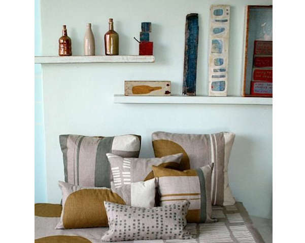 Coth Fabric Pillows in CKDS Design Studio