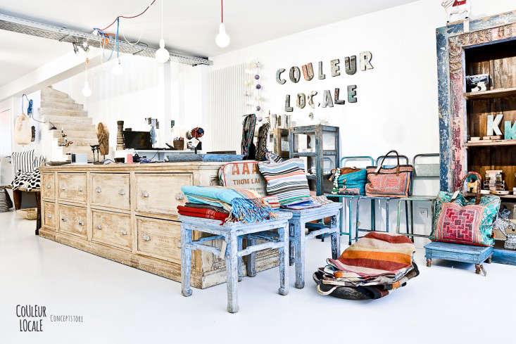 Couleur Locale Concept store in Belgium 3