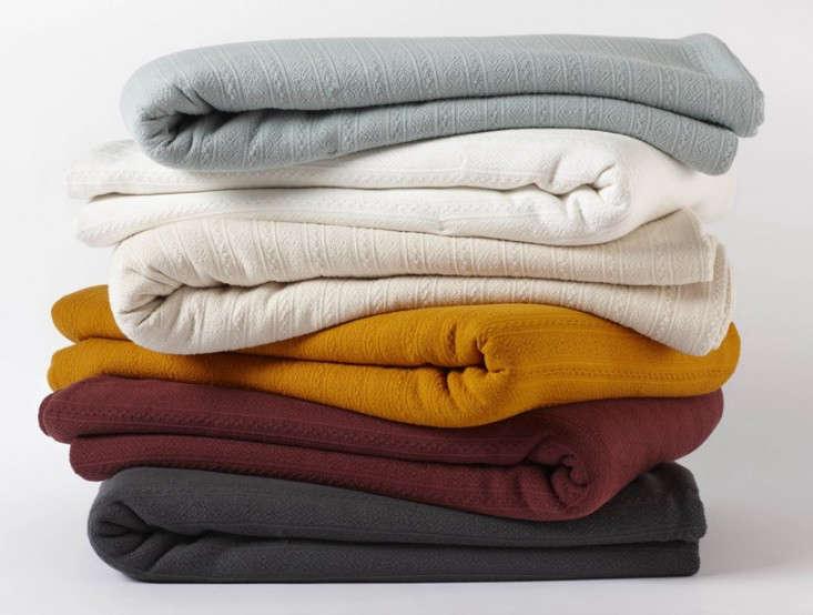 Coyuchi Aspen Weave Blanket