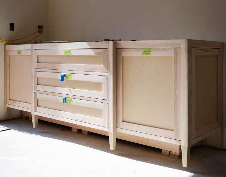 Custom cabinets installation Landers Curry Remodelista