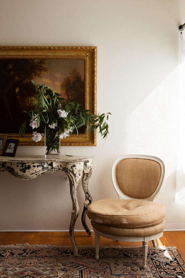 Tough Glamor At Home with a Napa Valley Designer portrait 8