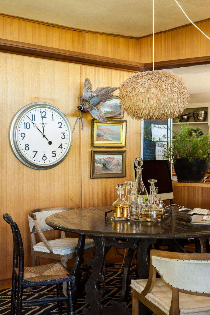 Tough Glamor At Home with a Napa Valley Designer portrait 5