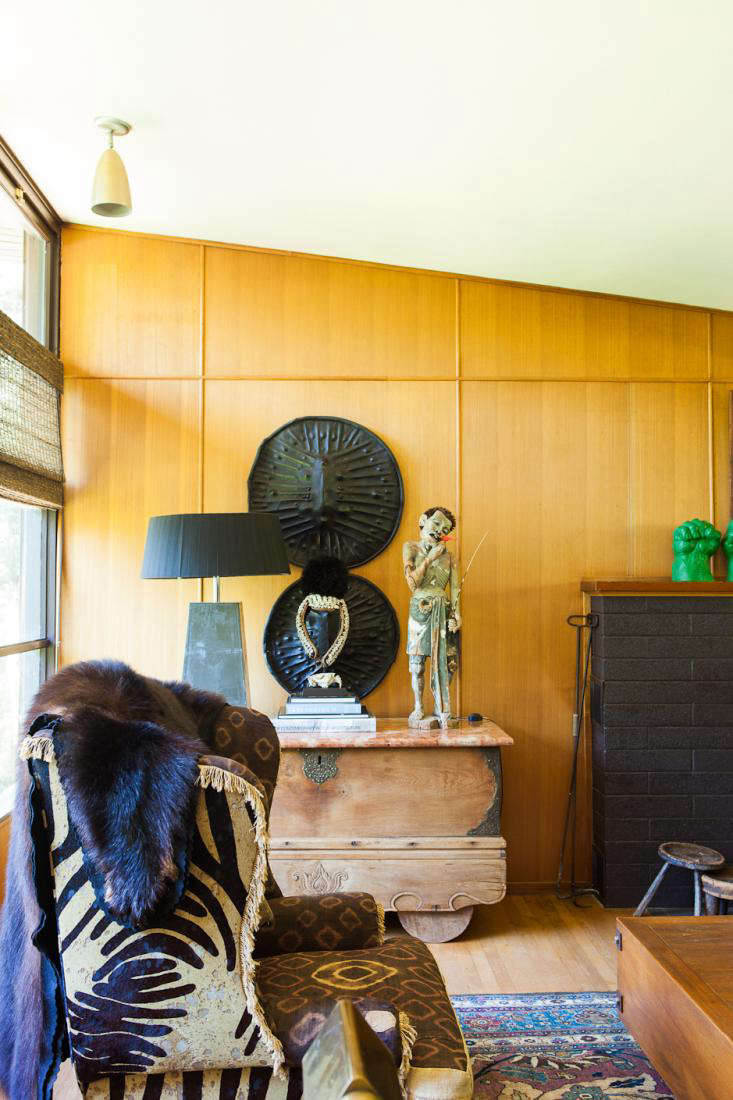 Tough Glamor At Home with a Napa Valley Designer portrait 3