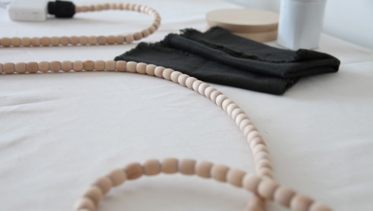 DIY How Do You Make an Extension Cord Beautiful You Bead It portrait 9