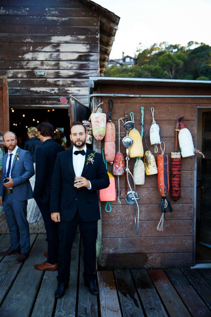 DIY Inverness Wedding Boathouse15