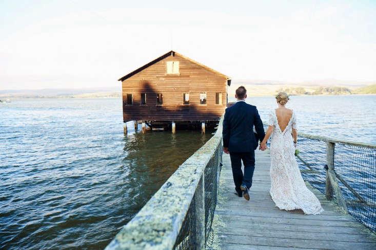 DIY Inverness Wedding Boathouse18