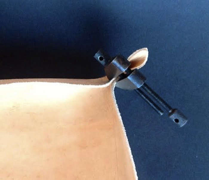 DIY Leather Tray by Izabella Remodelista05