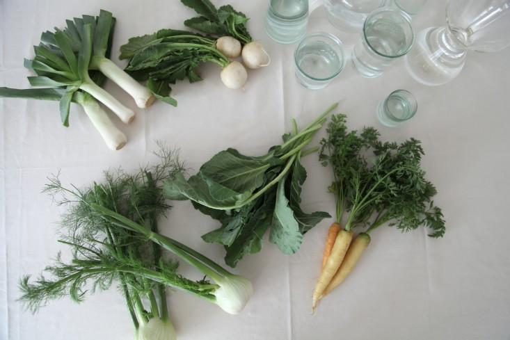 DIY Vegetables as Decor Alexa Hotz Remodelista 02